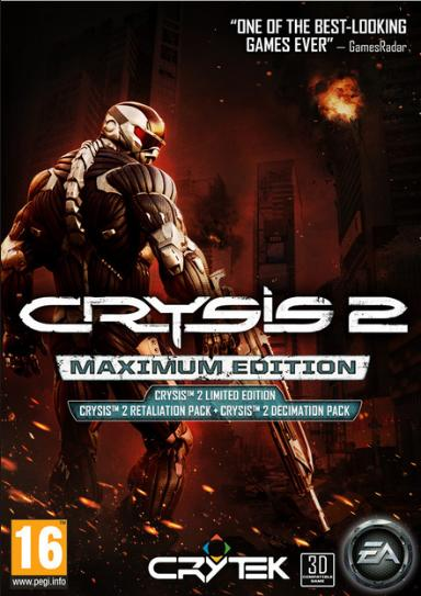 Crysis 2 (Maximum Edition)