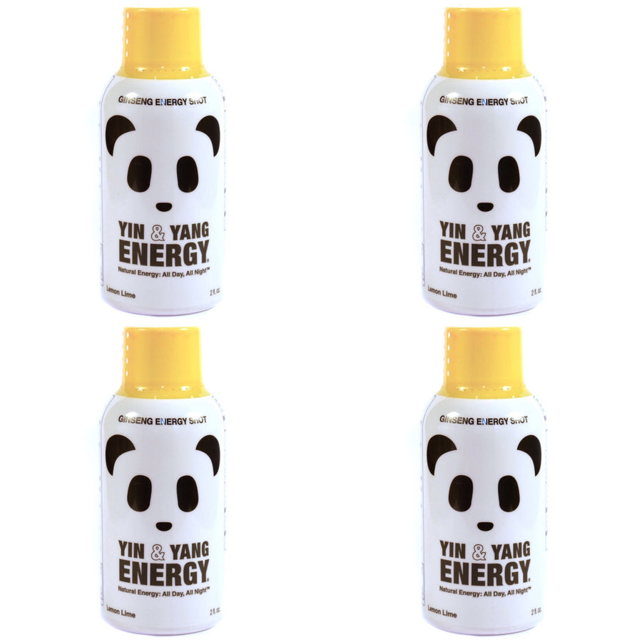 Lemon Lime Ginseng Energy Shot
