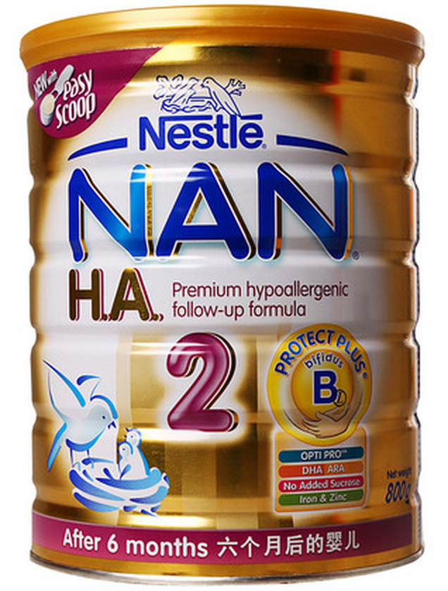 Nestle NAN H A  2 Premium Hypoallergenic Follow-Up Formula
