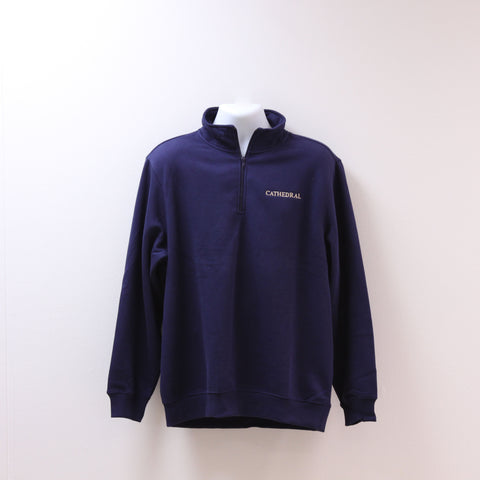 Navy Uniform 1/4 Zip