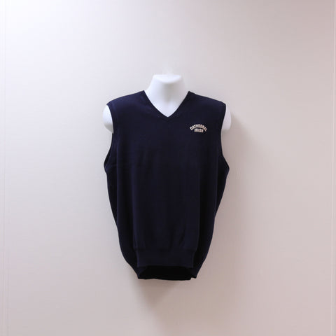Navy Uniform Vest
