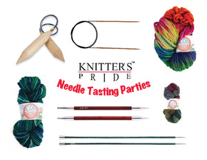Knitting Needle Tasting Party