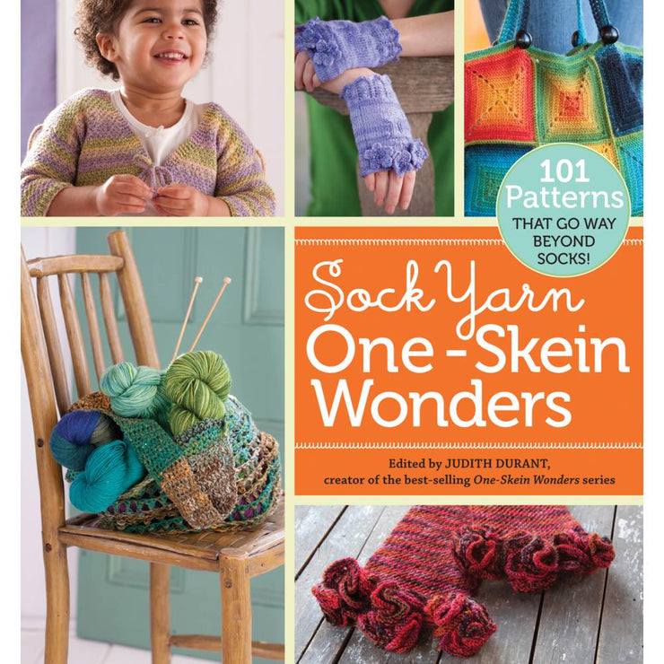 Sock Yarn One-Skein Wonders Judith Durant