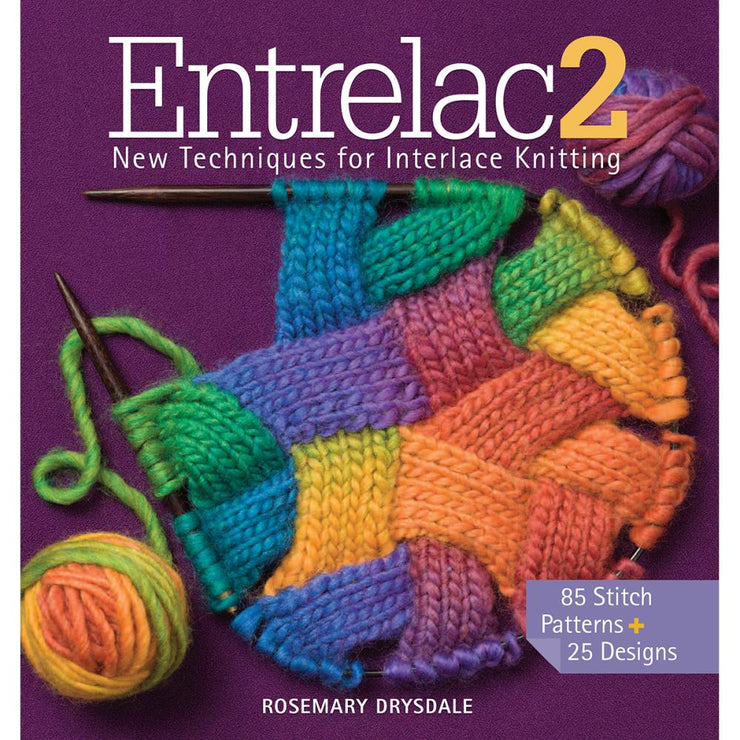 Entrelac 2 by Rosemary Drysdale