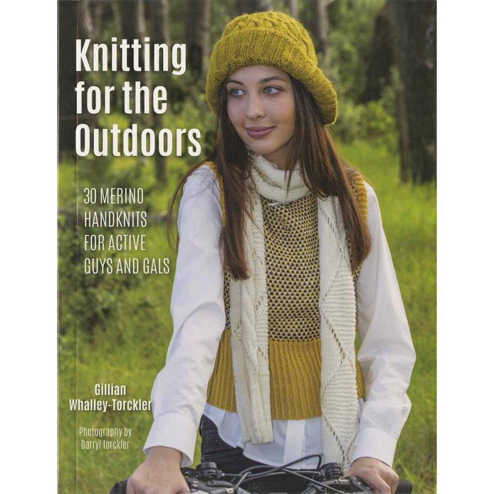 Knitting For The Outdoors Gillian Whalley-Torckler Book
