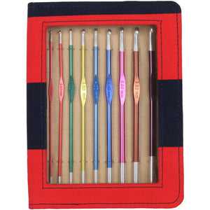 Zing Crochet Hook Set