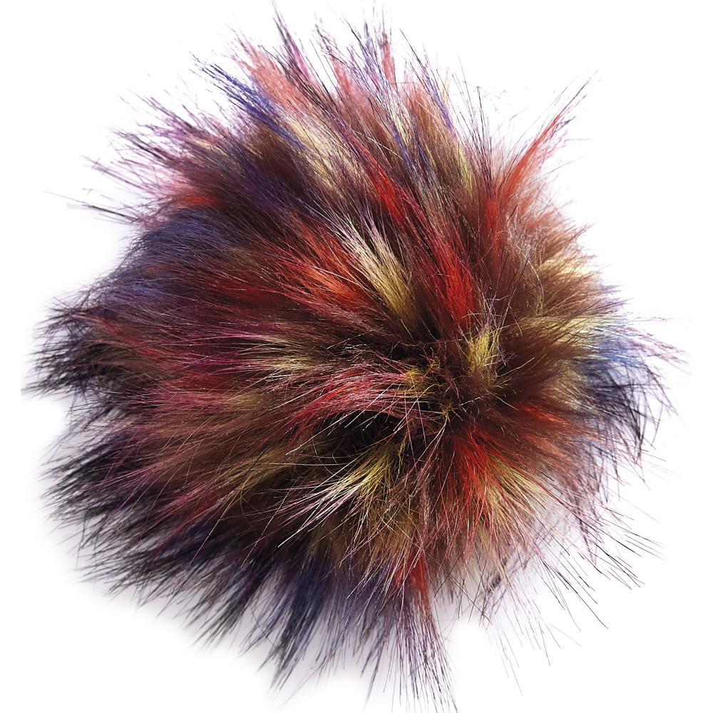 Synthetic Fur Pompom
