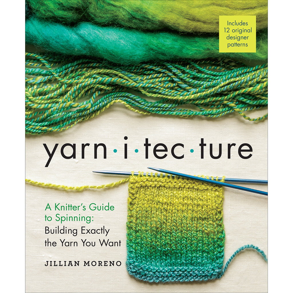 Yarnitecture by Jillian Moreno