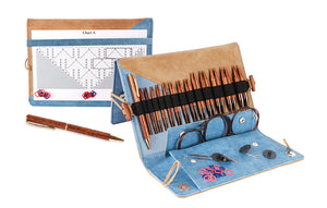"Ginger Special Interchangeable Needle Set in 16"" Knitter's Pride"