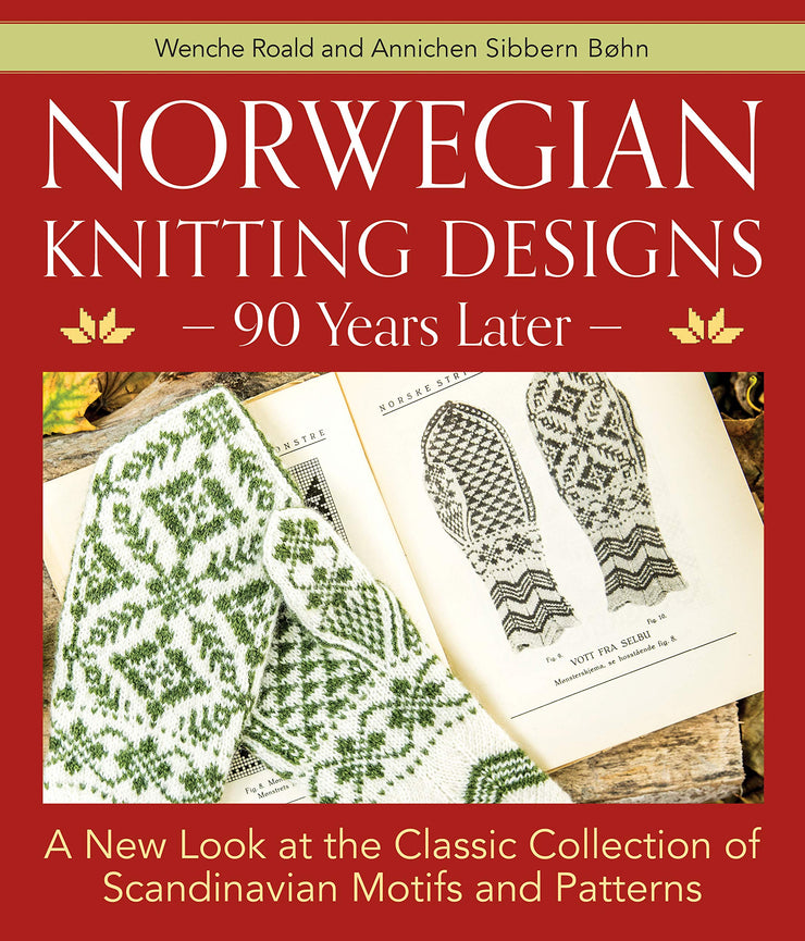 Norwegian Knitting Designs 90 Years Later
