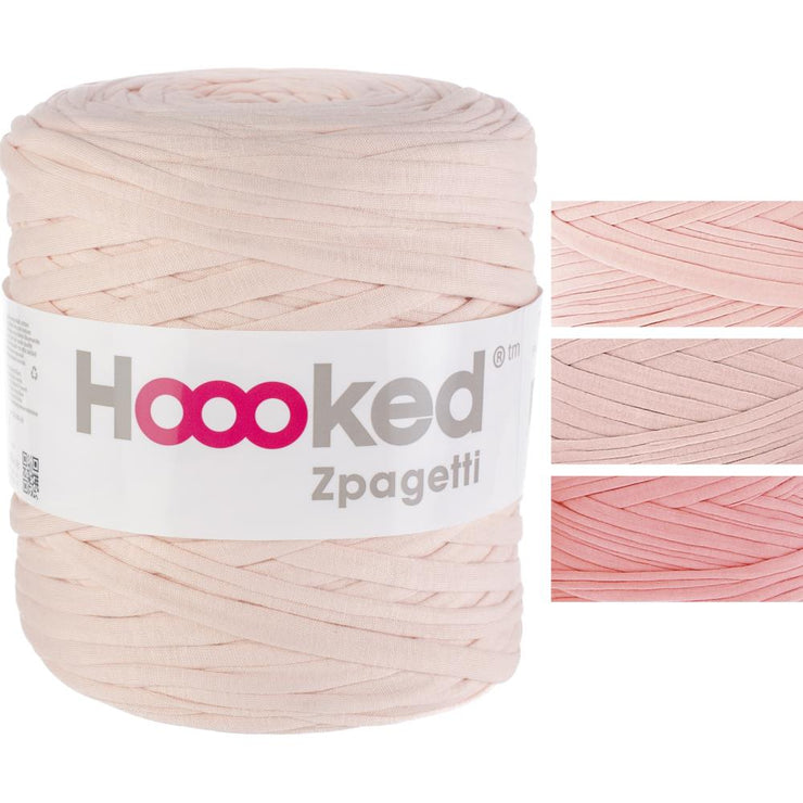 Hoooked Zpagetti Yarn - Upcycled Cotton