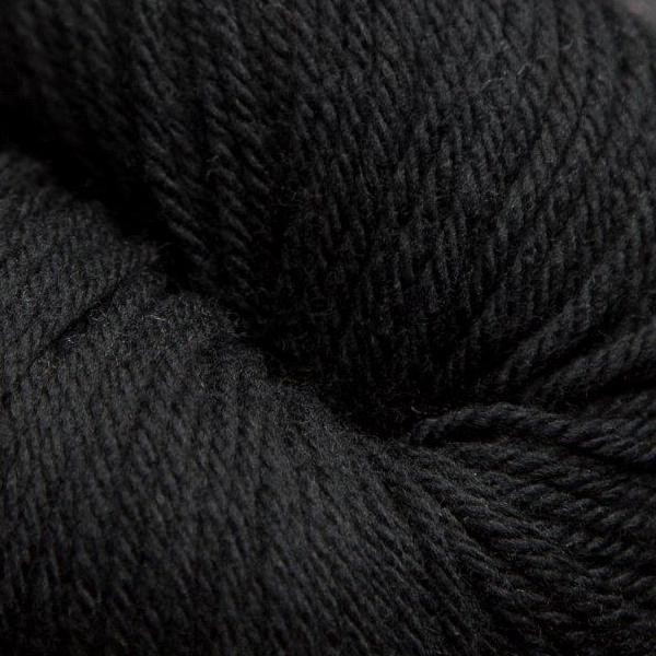 Jagger Spun Super Lamb 4/8 Black