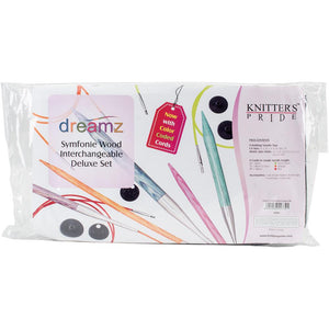 Dreamz Deluxe Interchangeable Needle Set Knitter's Pride