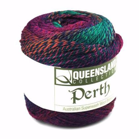 Perth Queensland Collection Wool Sock Yarn