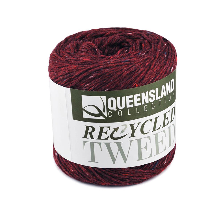 Recycled Tweed Yarn by Queensland Collection