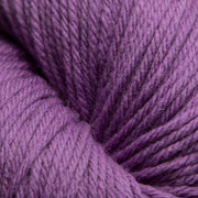 Jagger Spun Super Lamb 4/8 Elderberry Purple