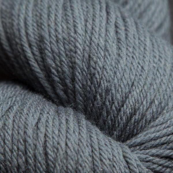 Jagger Spun Super Lamb 4/8 Graphite Gray Grey