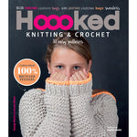 Hoooked Knitting & Crochet: 30 Easy Patterns