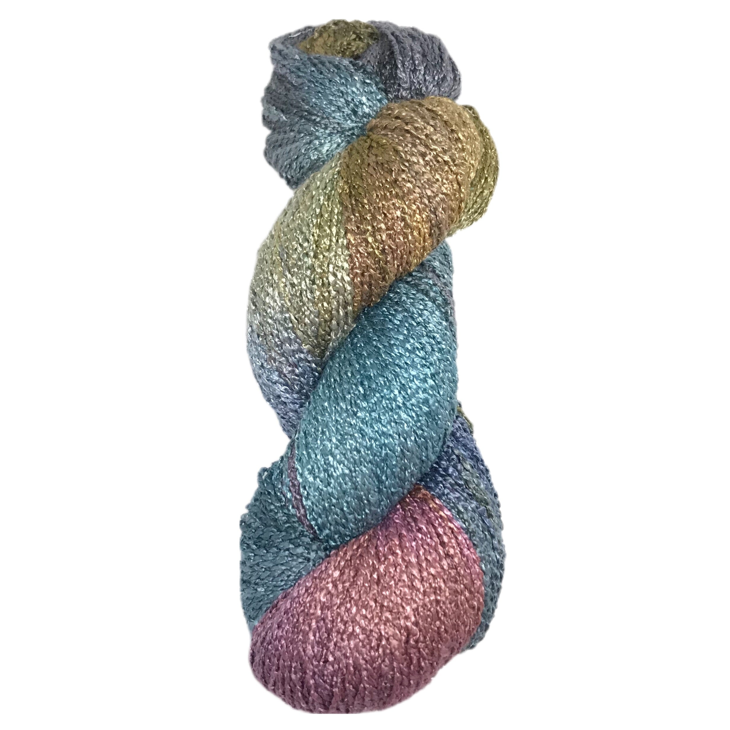 Zig Zag by Interlacements Yarns in Mountain Jewel