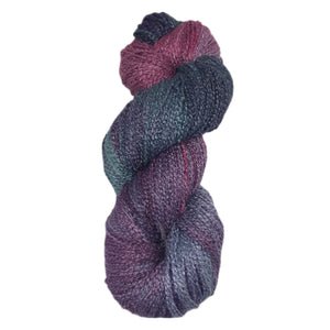 Zig Zag by Interlacements Yarns in Grape Harvest