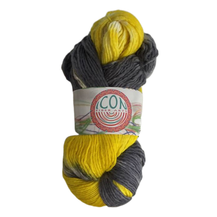 Lucy: Merino & Silk Heavy Worsted Yarn