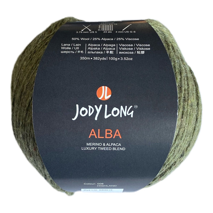 Alba Yarn by Jody Long