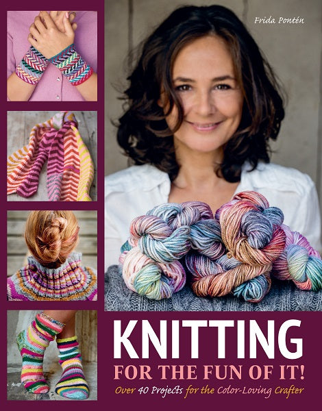 Knitting for the Fun of It Frida Pontén