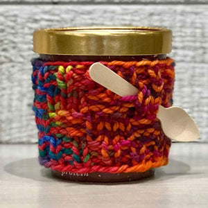 Magic Loop Ice Cream Cozy Class: Knit In The Round Using The Magic Loop Method