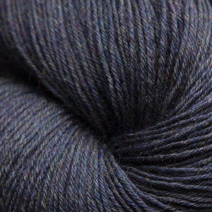 Mousam Falls Sock Yarn Fingering Weight Jagger Spun Midnight Blue