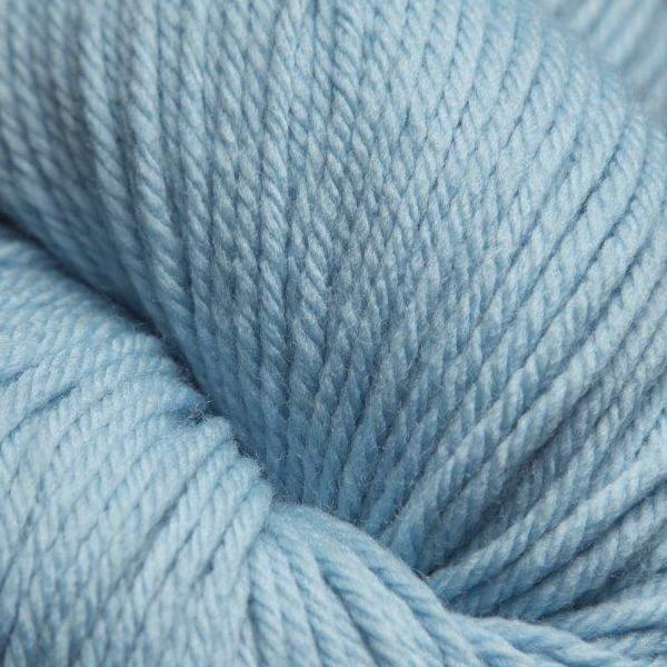 Jagger Spun Super Lamb 4/8 Yarn Powder Blue