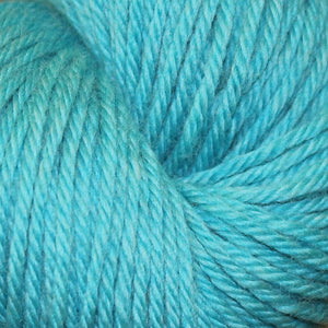 Mousam Falls Sock Yarn Fingering Weight Jagger Spun Pacific Blue