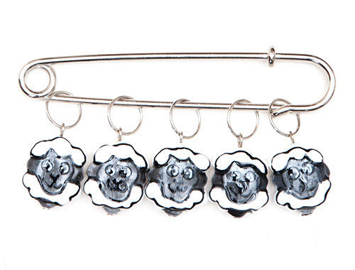 Sheep Charming Stitch Markers