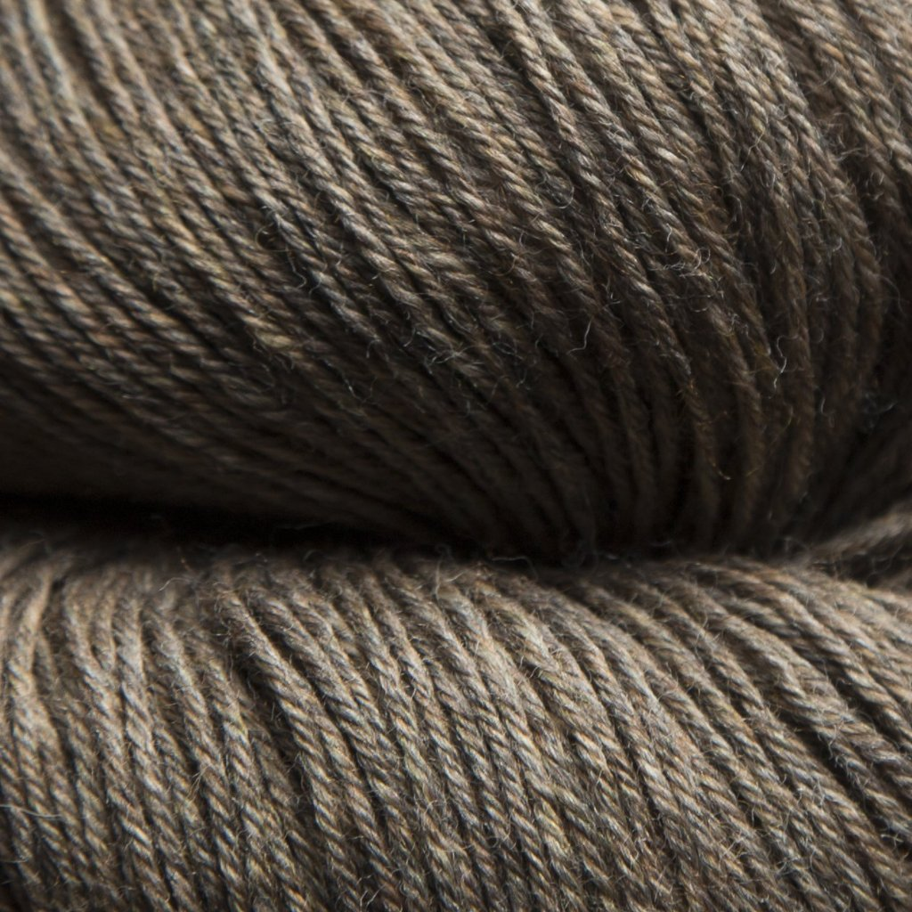 Mousam Falls Sock Yarn Fingering Weight Jagger Spun Hazelnut