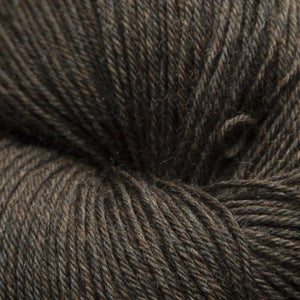 Mousam Falls Sock Yarn Fingering Weight Jagger Spun Nutmeg Brown