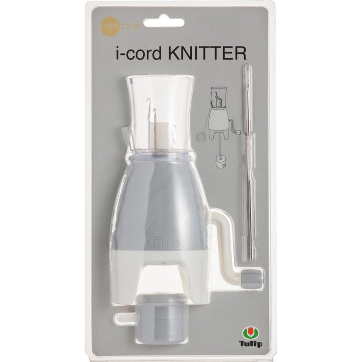 I-Cord Knitter Machine Package