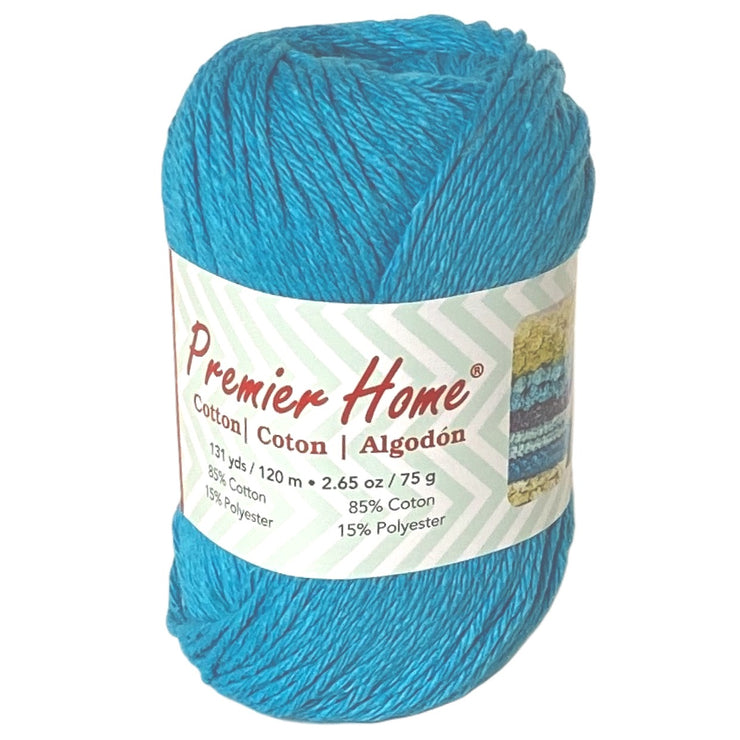 Premier Home Cotton Yarn Turquoise
