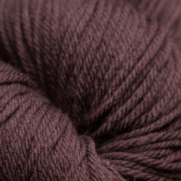 Jagger Spun Super Lamb 4/8 Yarn Umber Brown