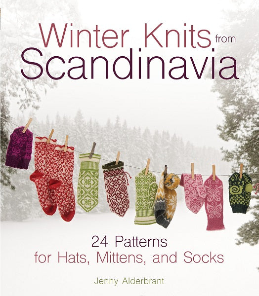 Winter Knits from Scandinavia Jenny Alderbrant