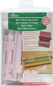Mini Weaving Loom by Clover
