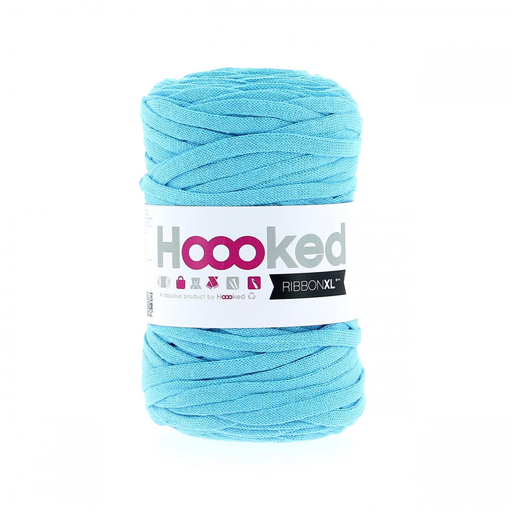 Hoooked Ribbon XL Yarn Sea Blue