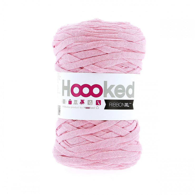 Hoooked Ribbon XL Yarn Sweet Pink