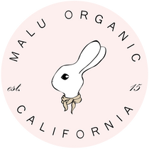 Malu Organic Logo - Organic Clothes for Kids