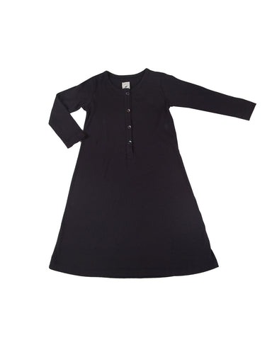 tipi dress - black