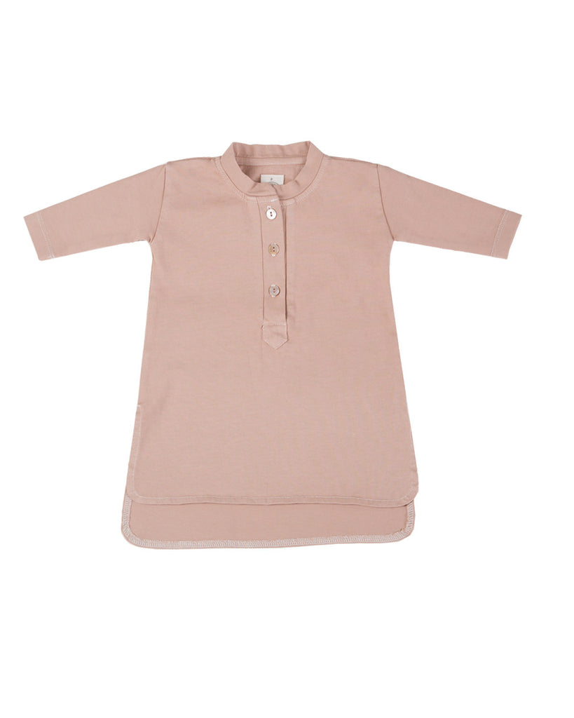 tunic - camel rose