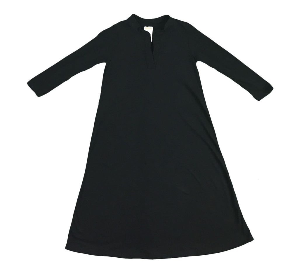 desert dress - black