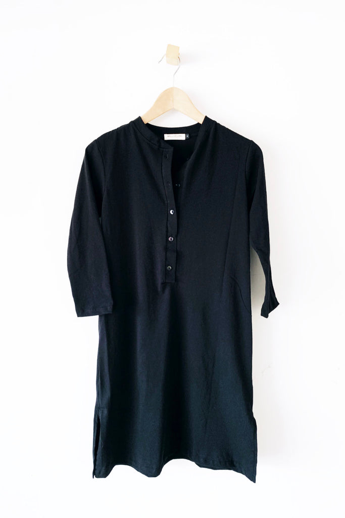 Women's Tulum Tunic in Black