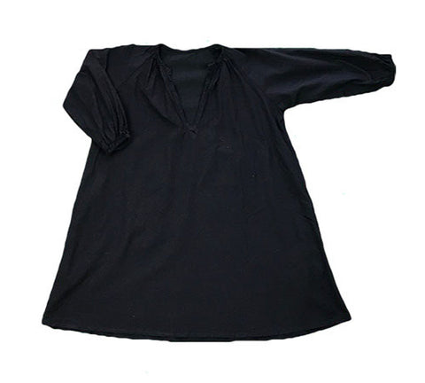 Kids Mykonos Dress - Black
