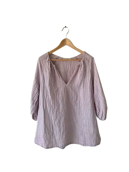 Women's Mykonos Top - Lavender