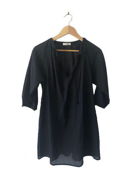 Women's Mykonos Dress - Black