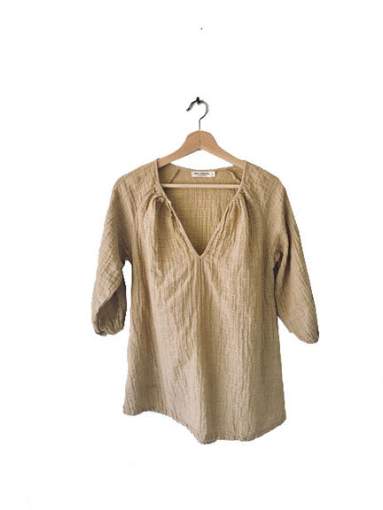 Women's Mykonos Top - Camel